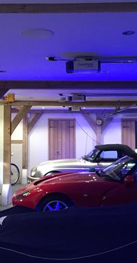 Garage cinema